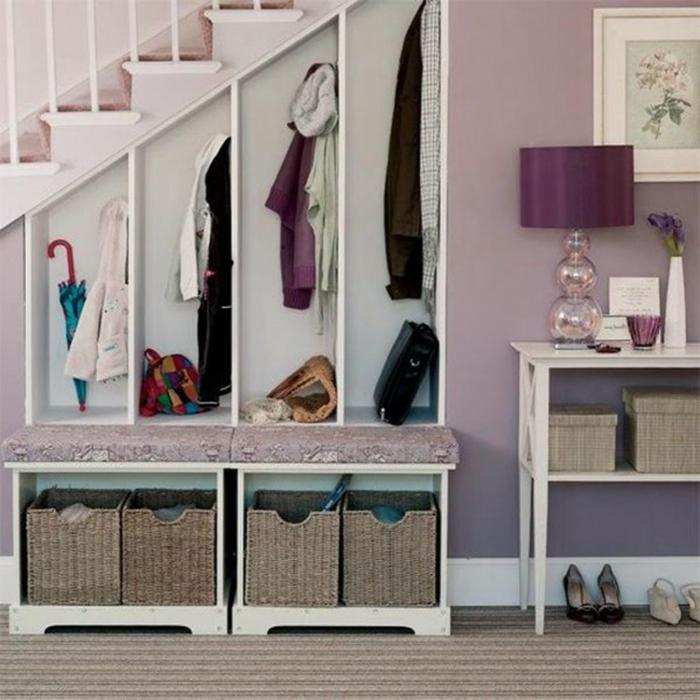 Chambre mansard e deco - Ikea meuble escalier ...
