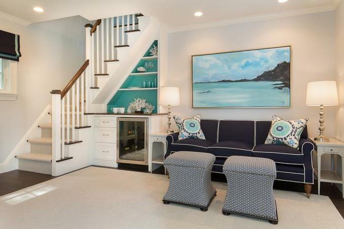 Quel meuble sous escalier choisir - Meuble pour comble ikea ...