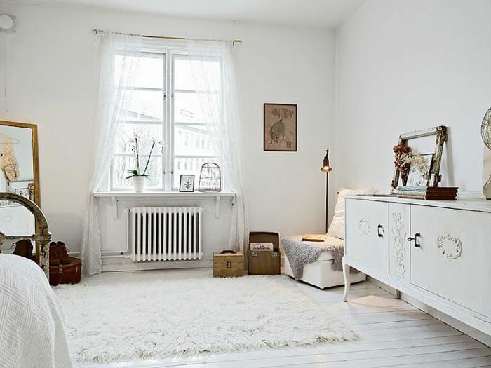 commode-blanche-buffet-bahut-blanc-intérieur-vibrant-blanc