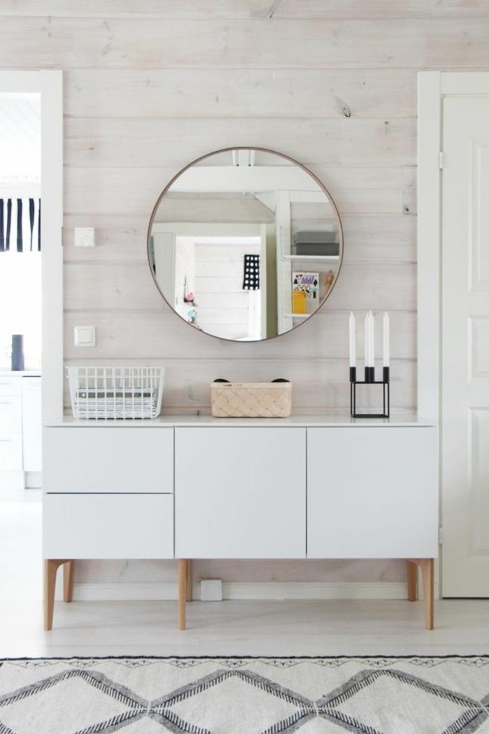 commode-blanche-meuble-coiffeuse-scandinave-et-miroir-rond