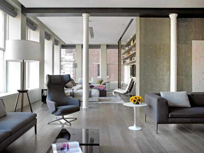 creative-deco-loft-new-yorkais-cool-idées-salon