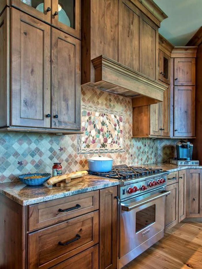 cuisine-chene-massif-cuisine-en-bois-massif-cuisine-scandinave-en-bois-foncé-meubles-en-bois