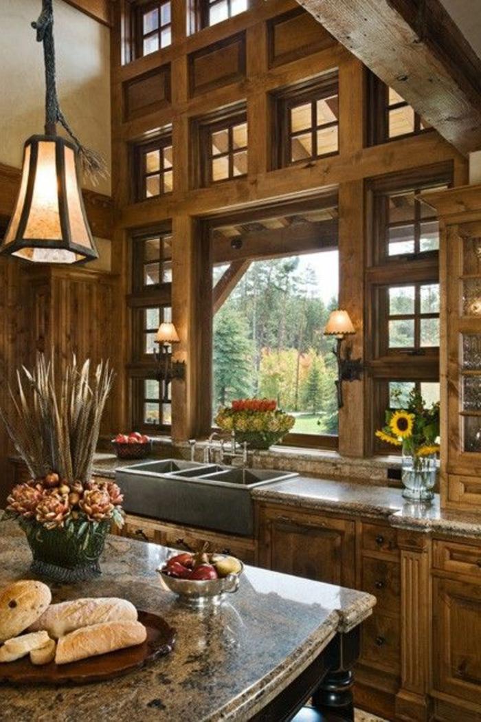 Cuisine Bois Style Montagne – Chaios.com