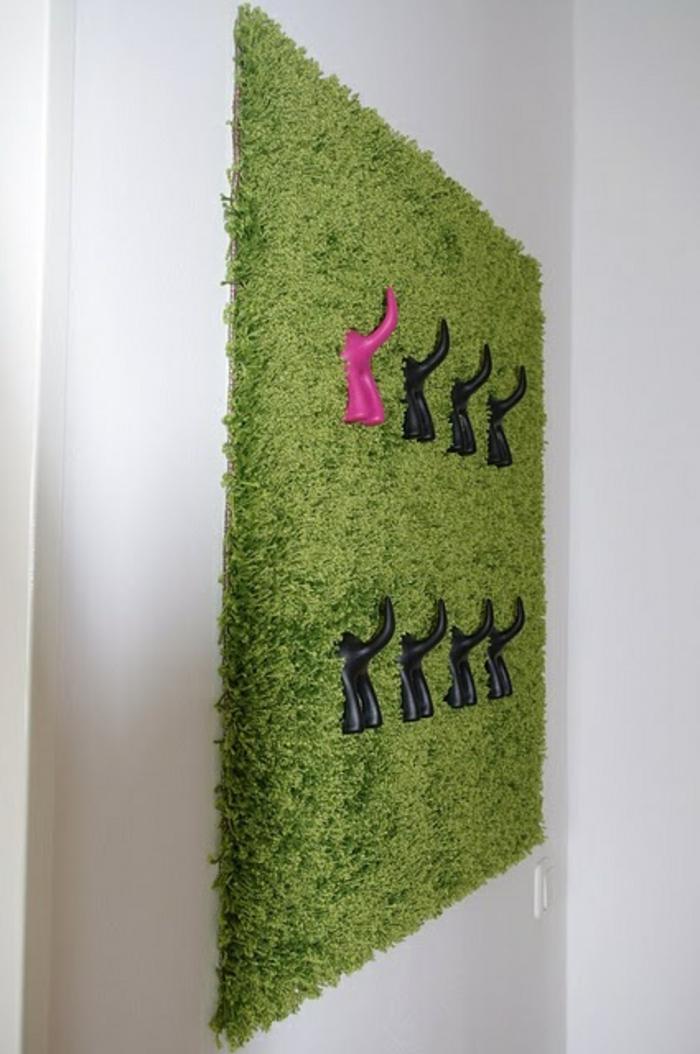décoration-avec-pelouse-synthétique-mur-de-gazon-artificiel-maison-intérieur