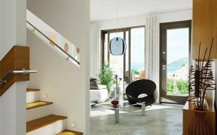 Decoration interieur salon moderne elegant deco moderne for Decoration interieur salon moderne