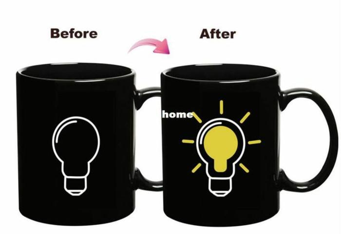 tasse-mafique-ampoule-électrique
