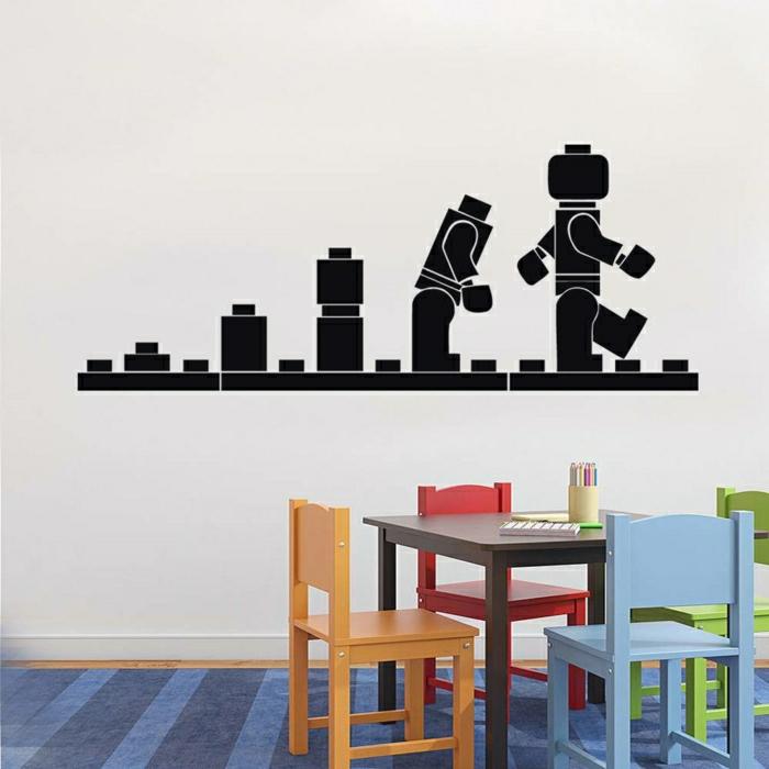 dans-le-salon-stickers-chambre-pochoir-peinture-lego-pochoir-mural