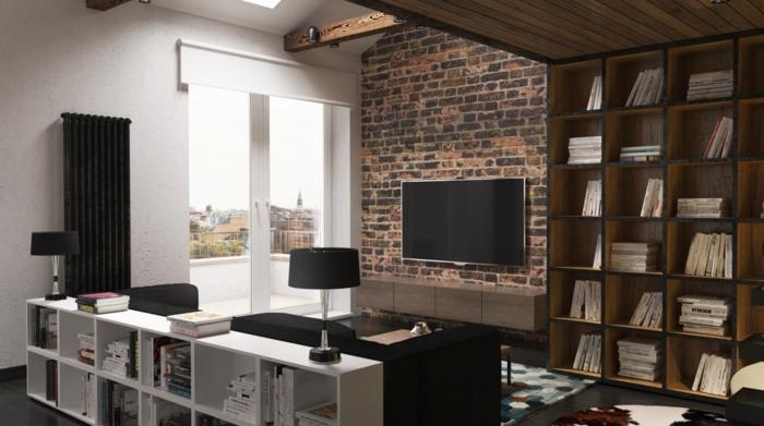 deco-loft-new-yorkais-idée-créative-industriel