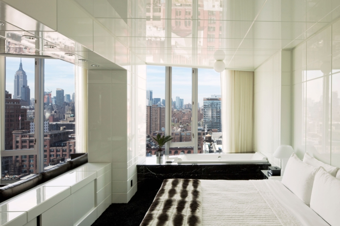 With deco chambre new york for Chambre new york
