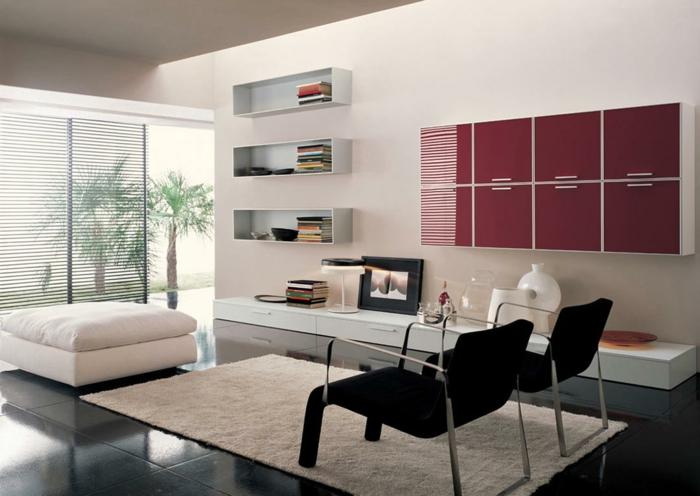 deco-salon-design-aménagement-joli-fauteuils-tapis