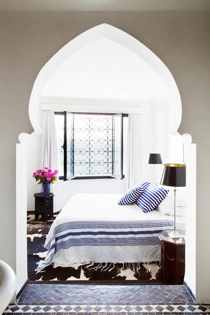 decoration-chambre-idée-déco-chambre-adulte-oriental
