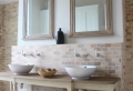 Le meuble sous lavabo – 60 idées créatives