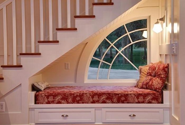 Quel meuble sous escalier choisir - Tiroir sous escalier ...