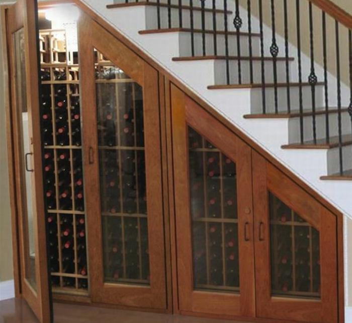 Quel meuble sous escalier choisir - Meuble sous escalier ikea ...