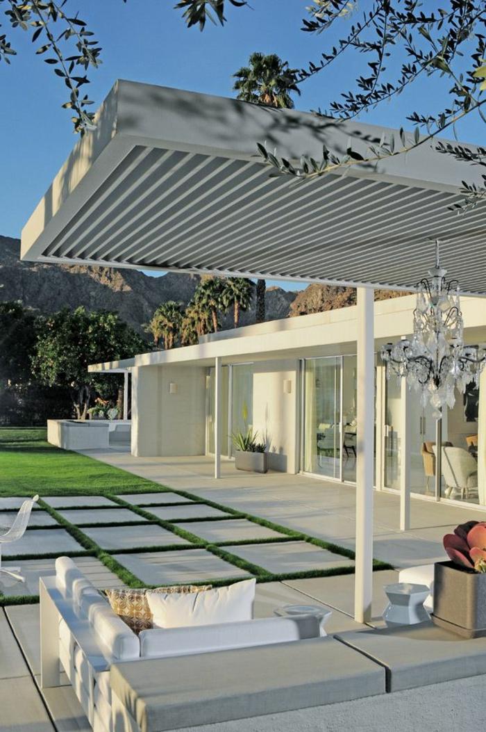 Le gazon synth tique n est plus une survivance inesth tique for Jardin moderne maison