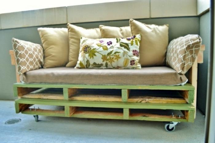 fabriquer un fauteuil avec des palettes finest fabriquer. Black Bedroom Furniture Sets. Home Design Ideas