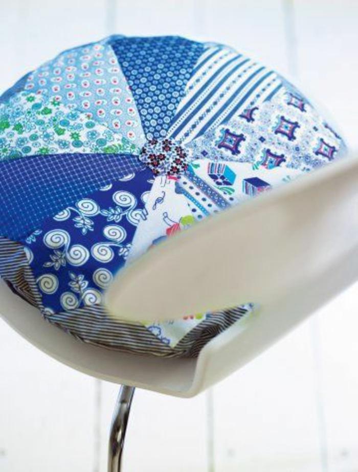 Galettes De Chaises Rondes Chaise Cuisine Design
