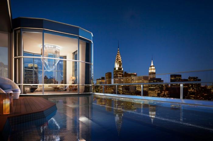 garde-corps-extérieur-apartement-luxueux-terrasse-avec-piscine