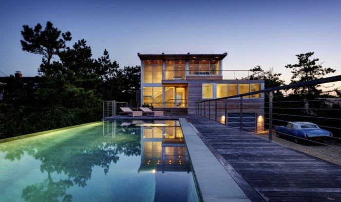 Le garde corps ext rieur en photos de lieux ph nom naux for Exterieur villa moderne