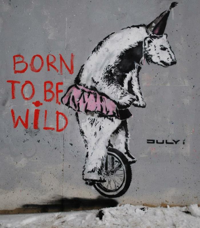 Pochoir Street Art Trouvez La Creativite En 65 Images Archzine Fr