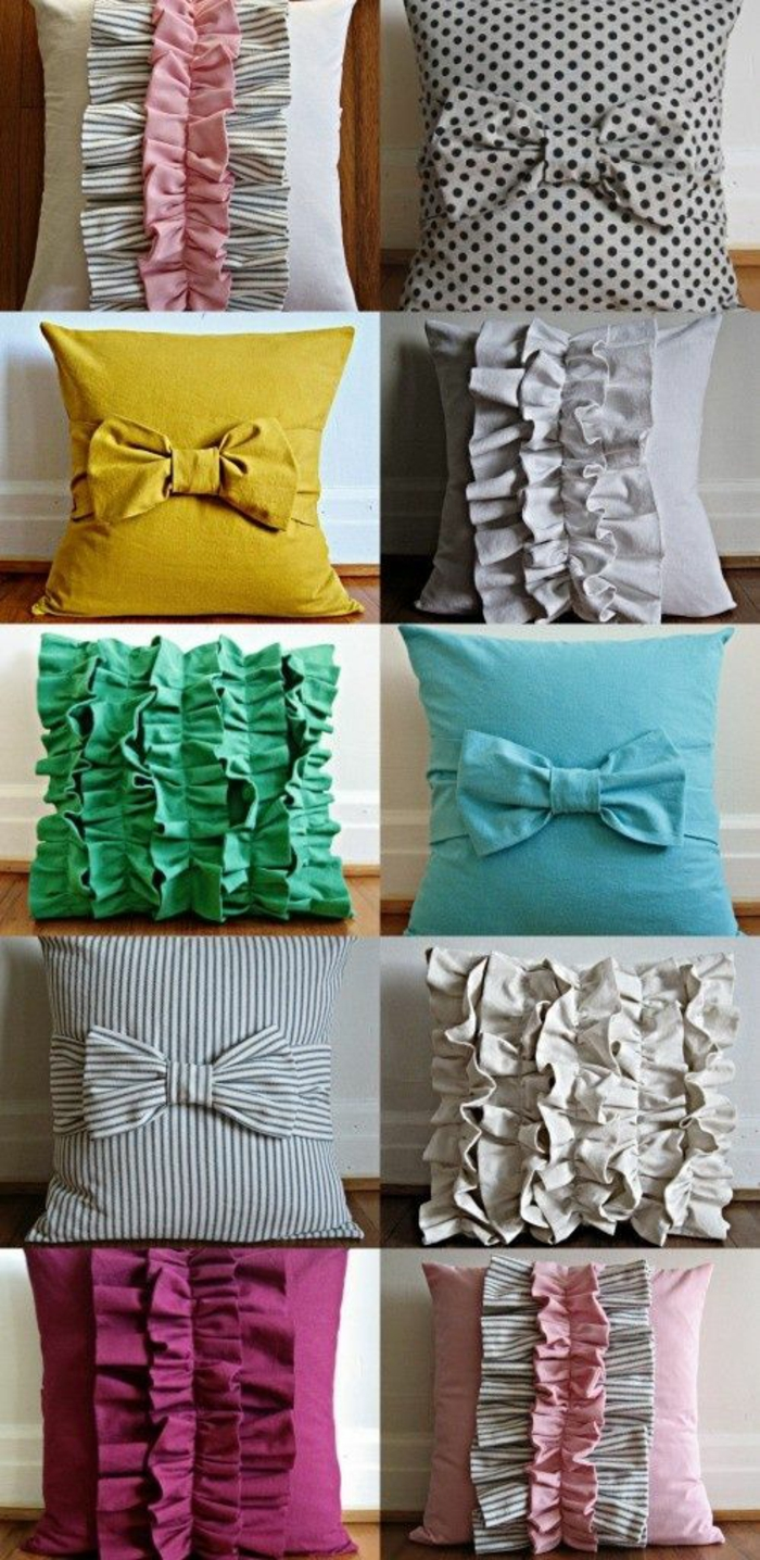 Cr ez votre housse de coussin originale for How to make canape cases