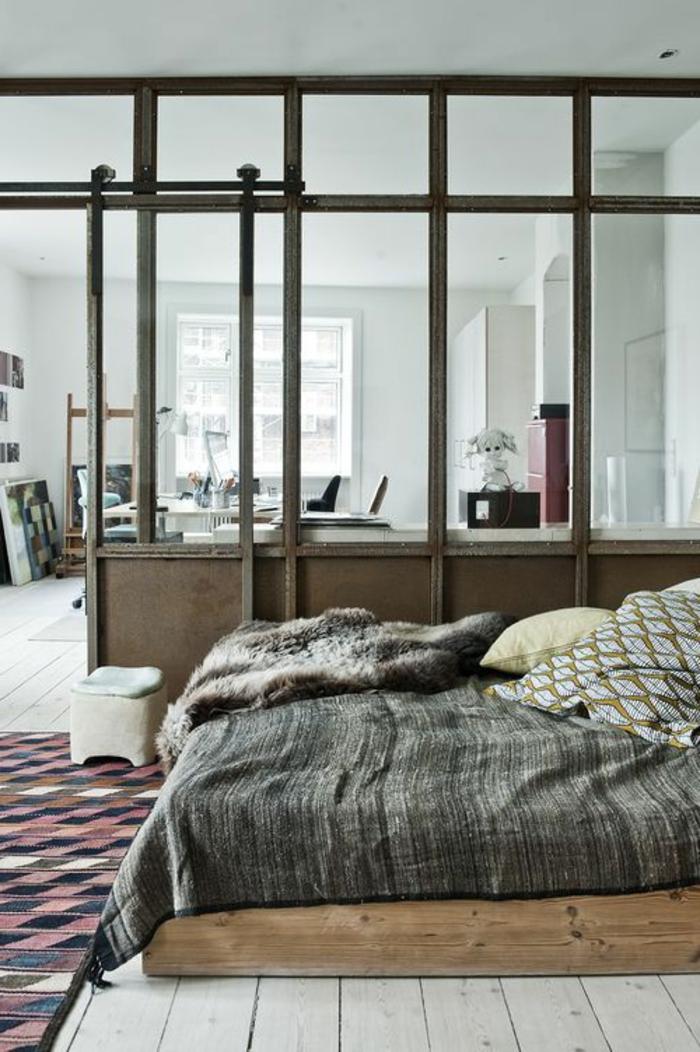 Choisir la meilleure id e d co chambre adulte for Petite chambre sans fenetre