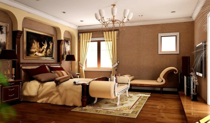 Choisir la meilleure id e d co chambre adulte - Chambre blancheidees deco chambre classe epuree ...