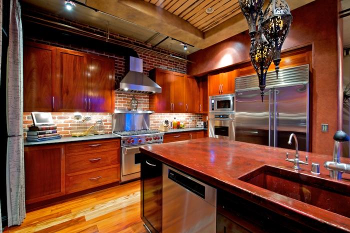 idée-originale-pour-la-decoration-loft-cuisine