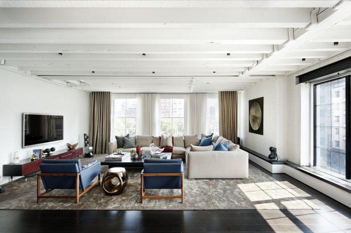 idee loft latest design di moda with idee loft perfect loft arredamento in stile industriale. Black Bedroom Furniture Sets. Home Design Ideas