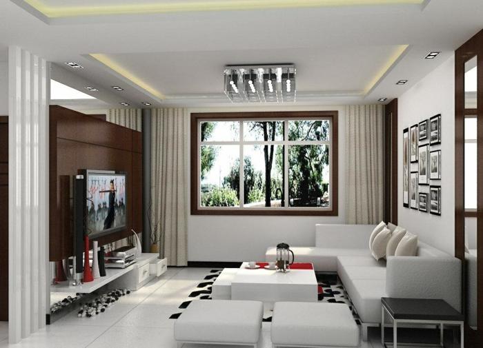 idée-salon-aménager-son-salon-déco-intérieur-blanc-et-bois