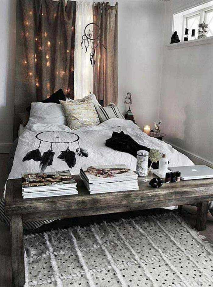 Idee Deco Chambre Tumblr : Choisir la meilleure idée déco chambre adulte archzine