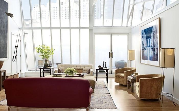 idées-deco-loft-new-yorkais-paris-salle-blanche-vaste-et-lumineuse
