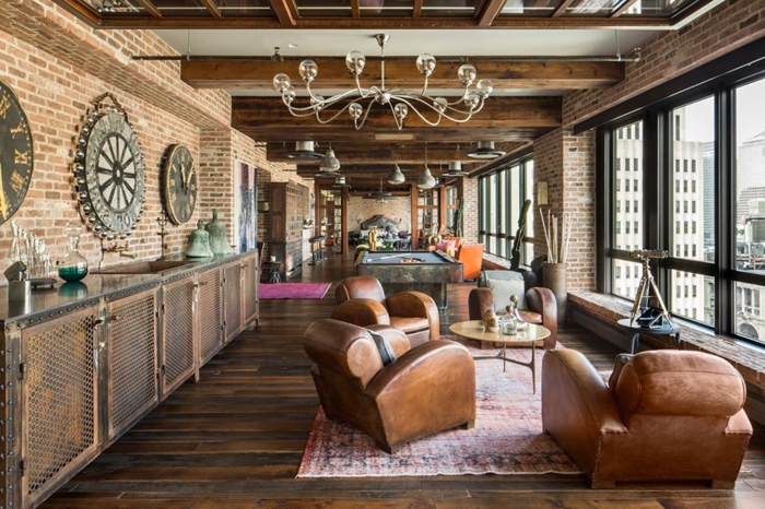 idées-deco-loft-new-yorkais-paris-une-pièce