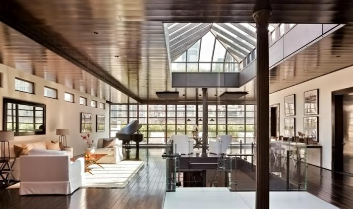 idées-deco-loft-new-yorkais-paris-vaste-salon