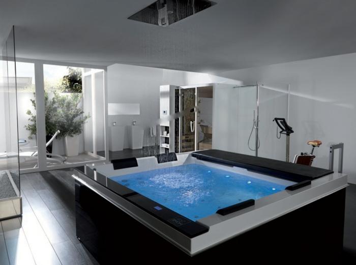 faites vous le plaisir de la baignoire jacuzzi. Black Bedroom Furniture Sets. Home Design Ideas