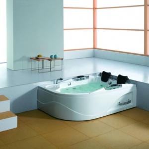 Faites vous le plaisir de la baignoire jacuzzi!
