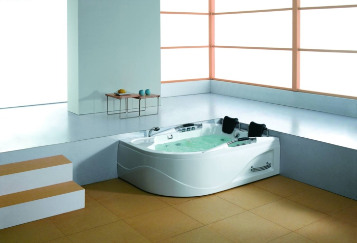 faites vous le plaisir de la baignoire jacuzzi. Black Bedroom Furniture Sets. Home Design Ideas