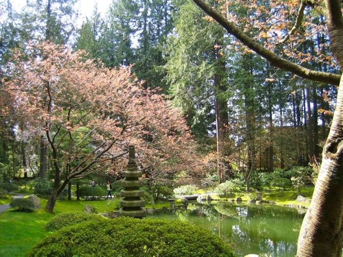 jardin-japonais-zen-oriental-idée-créative-le-jardin-exterieur
