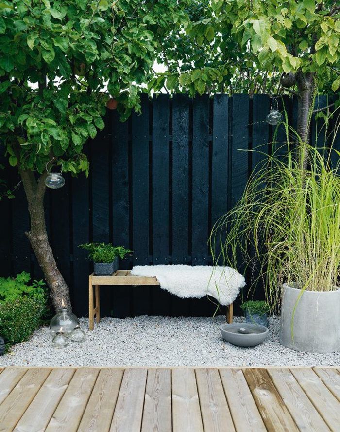 Emejing deco salon jardin zen contemporary design trends - Decoration jardin japonais ...