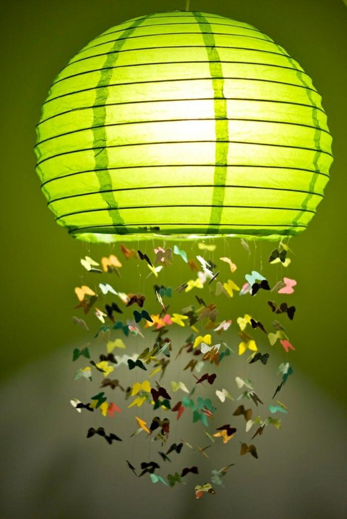 La boule chinoise est un joli et original moyen de d coration - Boule chinoise papier ...