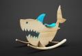Les jouets en bois – idées créatives d'amusement