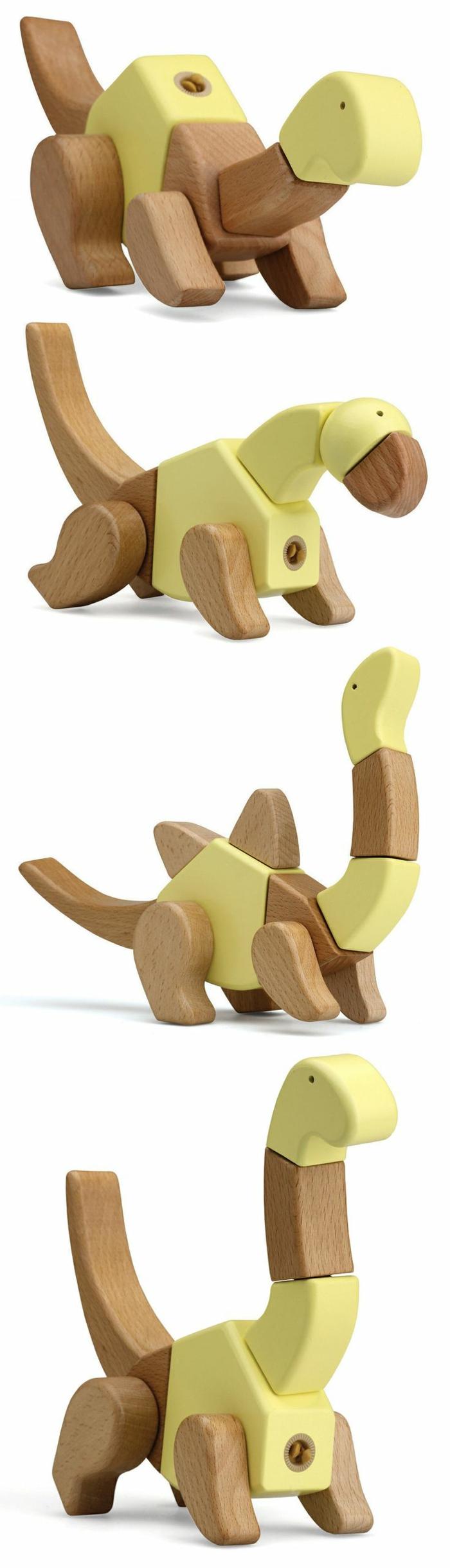 jouets-en-bois-dinosaur-bois