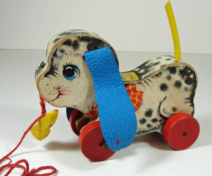 jouets-en-bois-joli-petit-chien