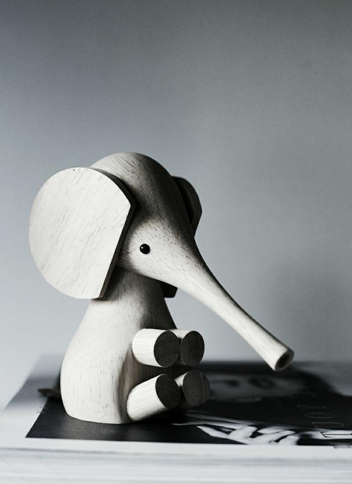 jouets-en-bois-jouet-bois-éléphant