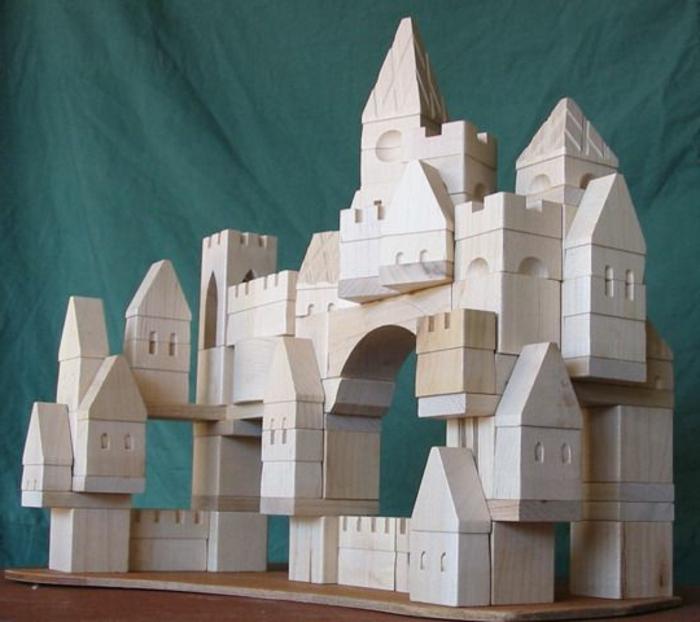 jouets-en-bois-jouet-bois-château