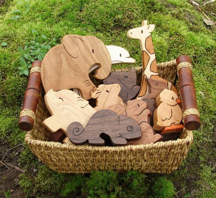 jouets-en-bois-les-animaux-de-tous-les-continents
