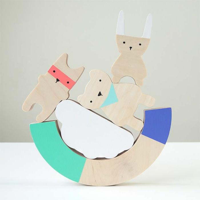 jouets-en-bois-petits-châtons-sympas