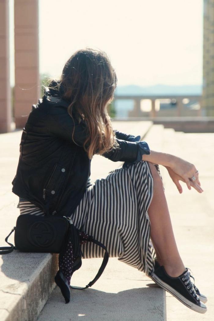 la-robe-longue-été-pas-cher-robe-d-été-longue-style-casuel-veste-en-cuir