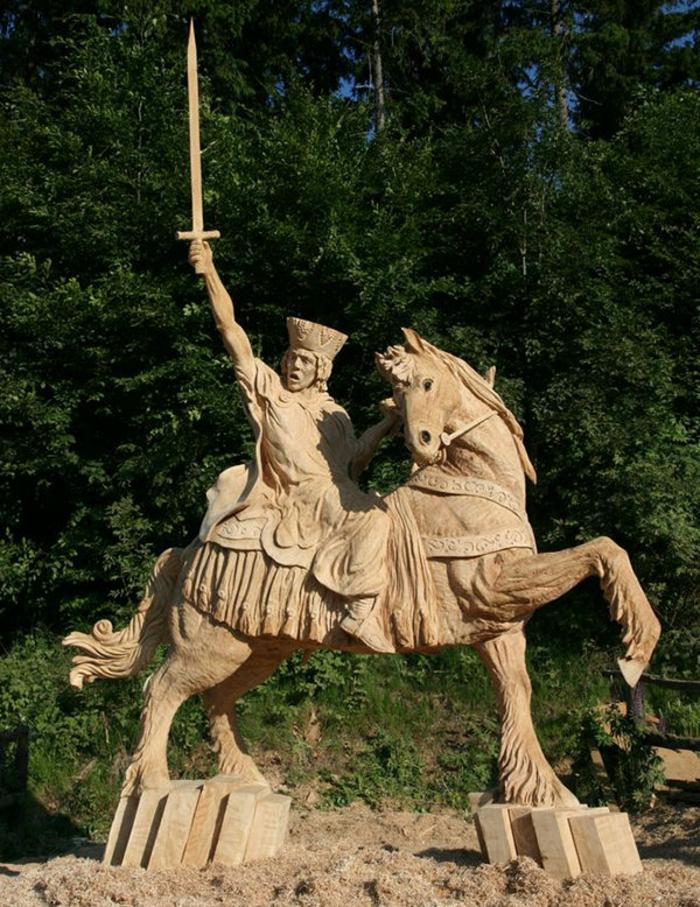 la-sculpture-sur-bois-Tronçonneuse-Carving-de-Bob-King