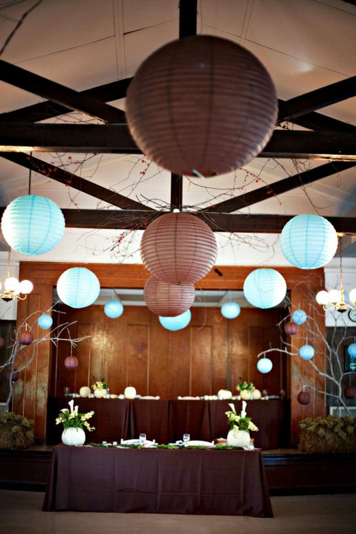 lanterne-papier-decoration-suspension-luminaire-lampions